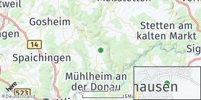 Google Map of Renquishausen