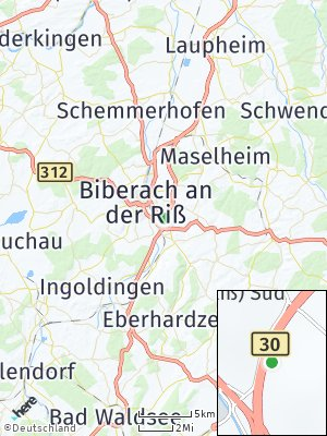 Here Map of Hagenbuch