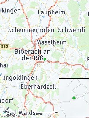 Here Map of Winterreute