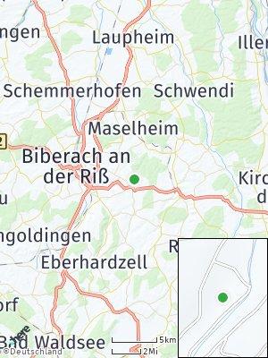 Here Map of Bronnen