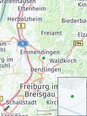 Here Map of Wasser