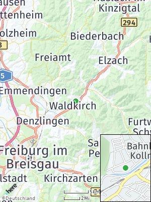 Here Map of Kollnau