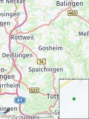 Here Map of Denkingen