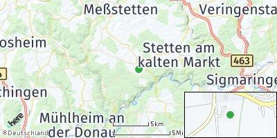 Google Map of Schwenningen