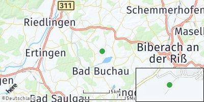 Google Map of Alleshausen