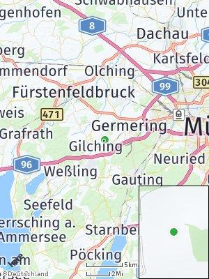 Here Map of Nebel