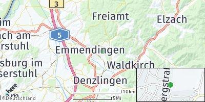 Google Map of Windenreute