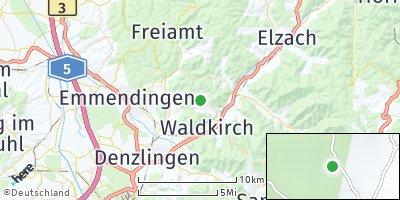 Google Map of Kohlenbach