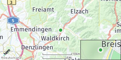 Google Map of Siensbach