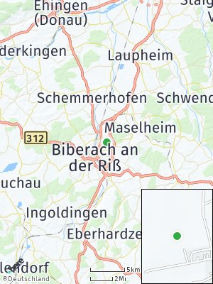 Here Map of Mettenberg