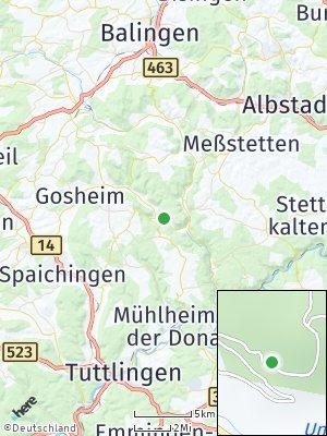 Here Map of Egesheim