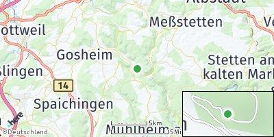 Google Map of Egesheim