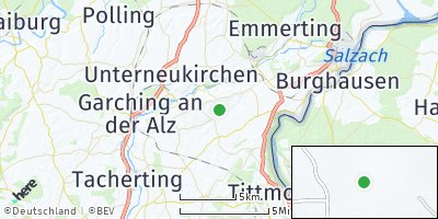 Google Map of Halsbach