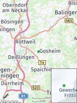 Here Map of Wellendingen