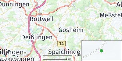 Google Map of Frittlingen