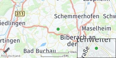 Google Map of Attenweiler