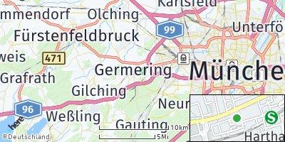 Google Map of Neugermering
