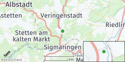 Google Map of Jungnau