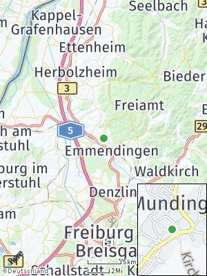Here Map of Mundingen