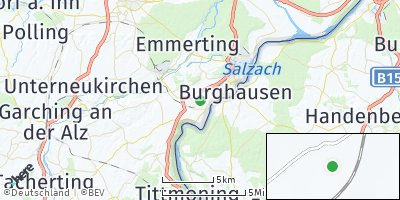 Google Map of Marienberg