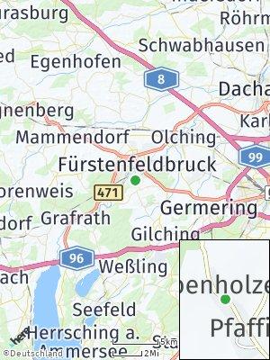 Here Map of Gelbenholzen