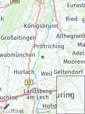 Here Map of Scheuring