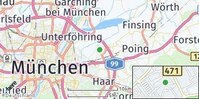 Google Map of Aschheim