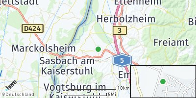 Google Map of Forchheim