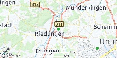 Google Map of Unlingen