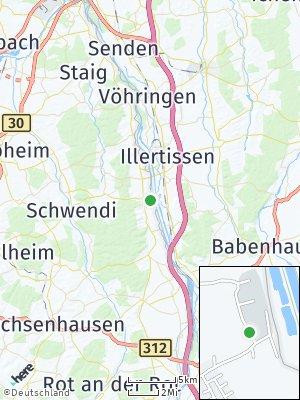 Here Map of Balzheim