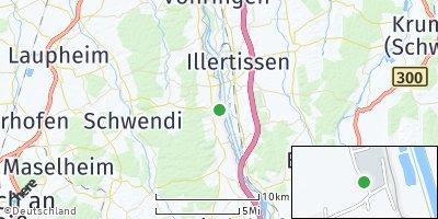 Google Map of Balzheim