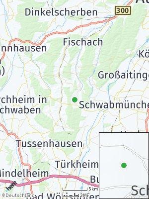Here Map of Scherstetten
