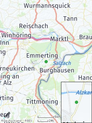Here Map of Mehring