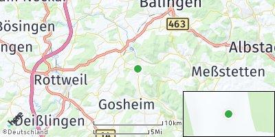 Google Map of Deilingen