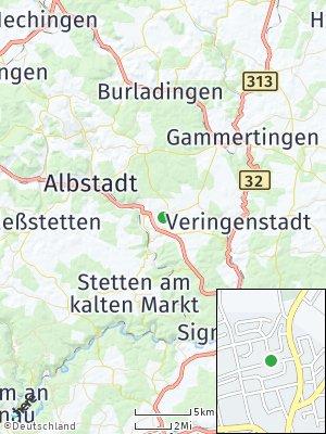 Here Map of Winterlingen