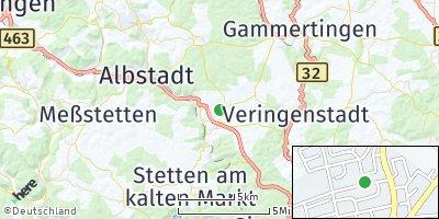 Google Map of Winterlingen