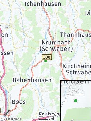 Here Map of Ebershausen