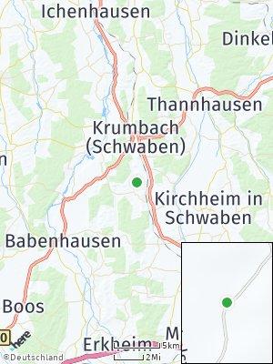 Here Map of Waltenhausen