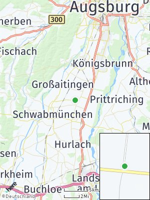 Here Map of Graben