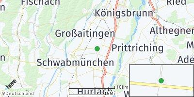 Google Map of Graben