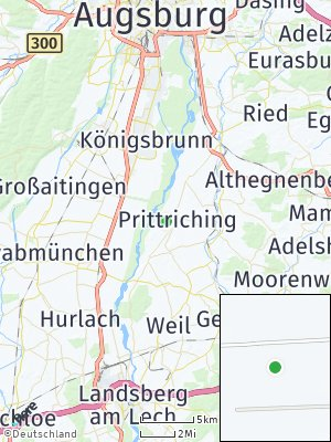 Here Map of Prittriching