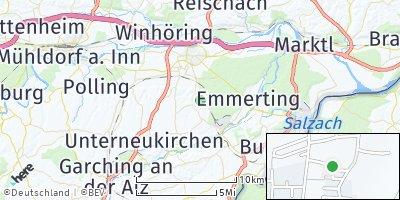 Google Map of Kastl