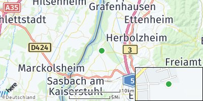 Google Map of Weisweil