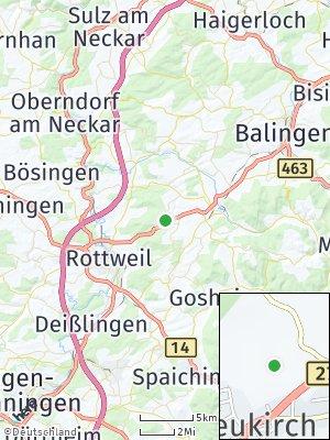 Here Map of Neukirch