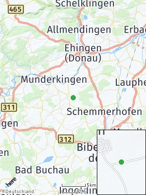 Here Map of Unterstadion