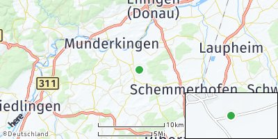 Google Map of Unterstadion