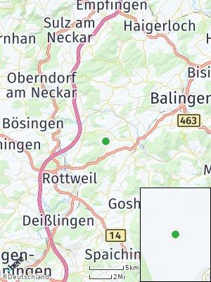 Here Map of Vaihinger Hof