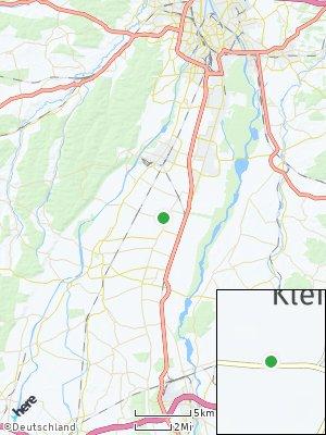 Here Map of Kleinaitingen