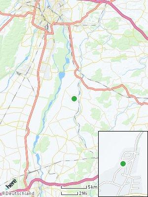 Here Map of Schmiechen