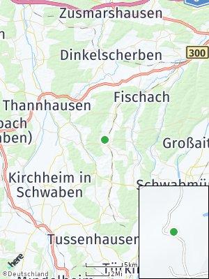 Here Map of Walkertshofen
